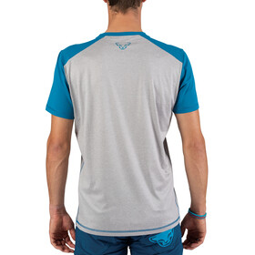 Dynafit Transalper Light Kurzarm T-Shirt Herren mykonos blue